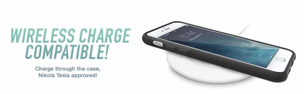 best iphone grip wireless charge compatible stylish