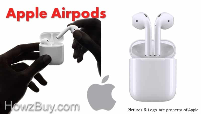 All you want to know about Apple AirPod specs