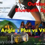OontZ Angle 3 Plus vs Vtin 20W Outdoor Bluetooth Speaker