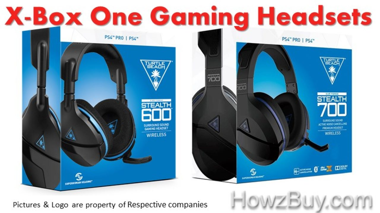 Turtle Beach Stealth 600 Vs 700 Review Comparison Xbox One Gaming Headsets