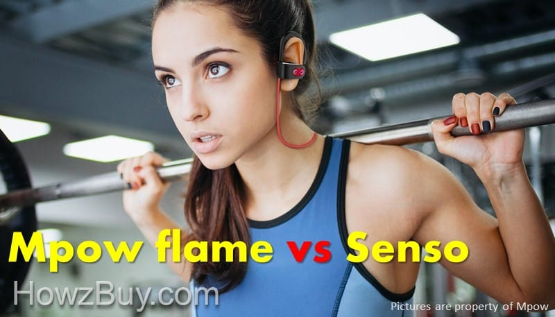 Mpow flame vs Senso Activbuds S 250 Headphones Review