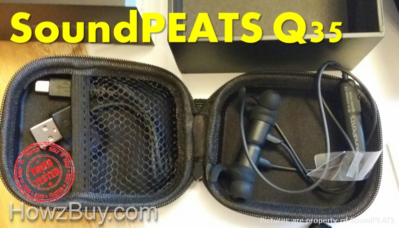 SoundPEATS Q35 headphones