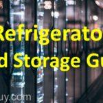 Refrigerator Food Storage : How many weeks ? Is it SAFE?