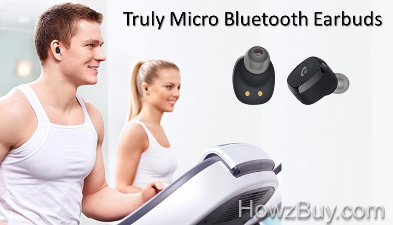 Truly Micro Bluetooth Earbuds