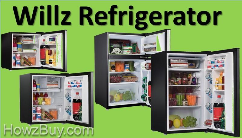 Willz Refrigerator - Energy StarCompact Refrigerator