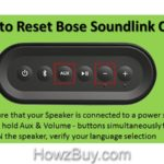 Bose Soundlink Color Troubleshooting guide – How to Reset?