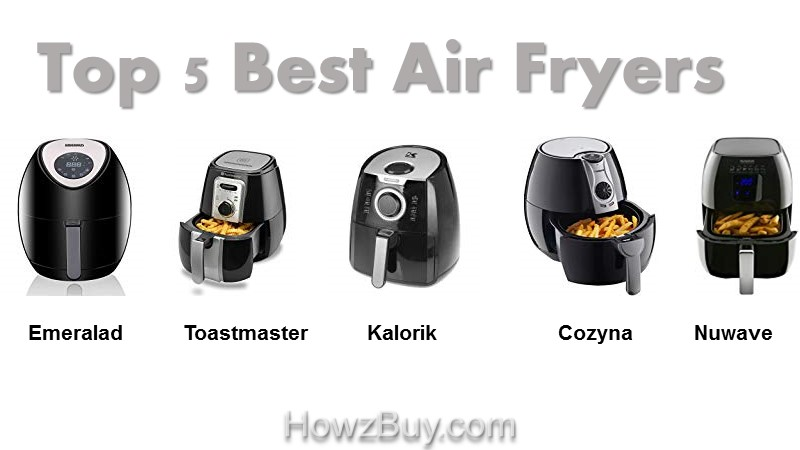 Top 5 Best Hot Air Cookers of 2018