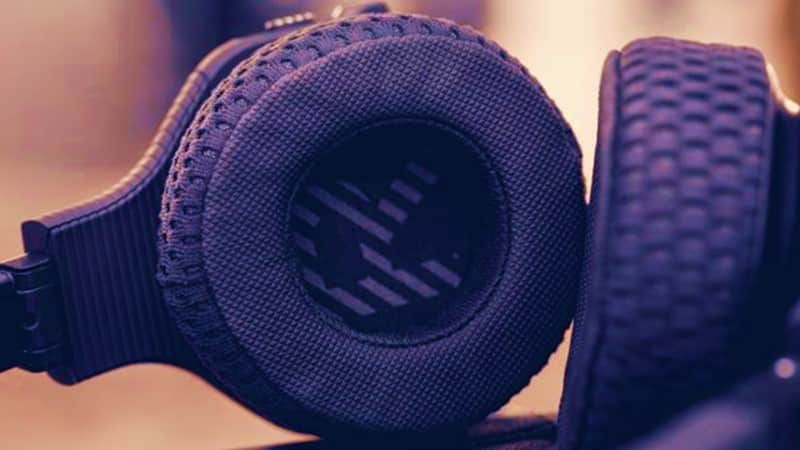 breathable ear cushions Rock Headphones