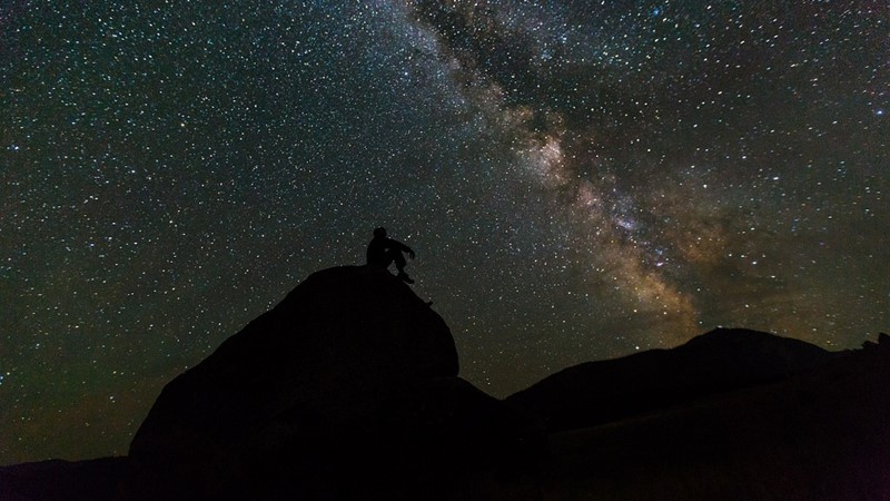 Night Hiking Guide Mystical Stars & My Magical Tips!