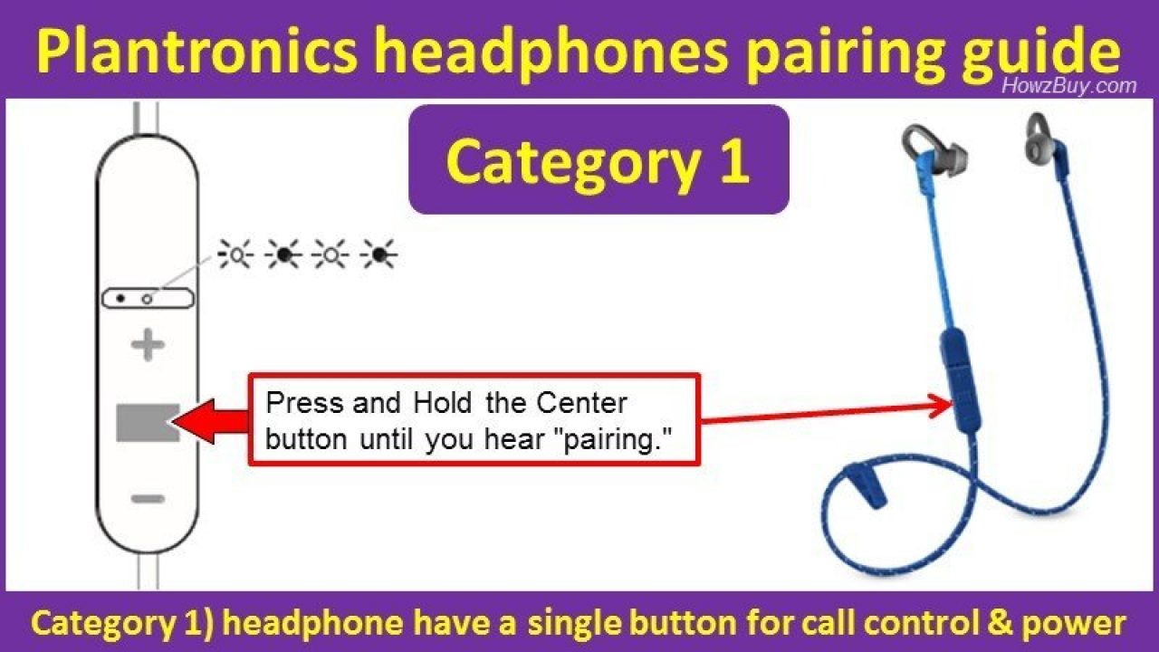 Plantronics Headphones Pairing Guide How To Pair All Plt Headsets 2020 Update