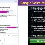 using Google Voice Mail iPhone to record incoming phone calls