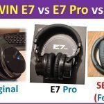 COWIN E7 vs COWIN E7 Pro vs COWIN SE7 review and comparison specs