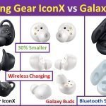 Galaxy Buds vs Gear IconX 2018 Review and Specs Compare
