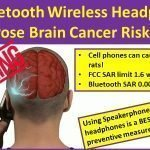 Do Bluetooth Wireless Headphones Pose Brain Cancer Risk