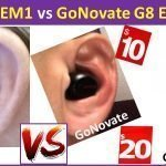 Mpow EM1 vs GoNovate G8 cheap bluetooth Earbuds below dollar 20