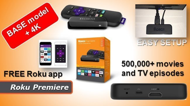 Roku Premiere review - cheapest roku with 4K capability