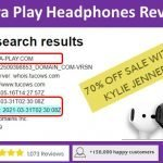 Nova Play Headphones Review kylie jenner 2020